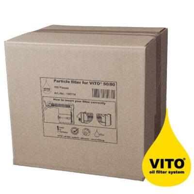 ארגז פילטרים לסינון שמן VITO OIL FILTER