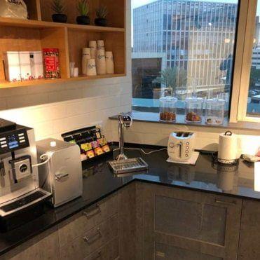 kitchenette in high tech firm 2 371x371 עבודותינו
